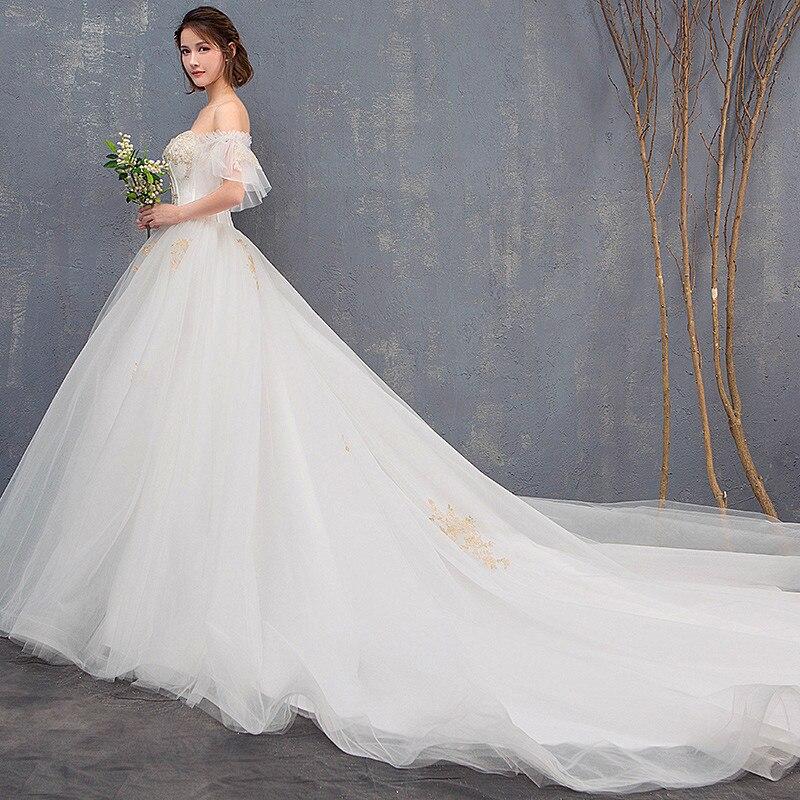 Maternity Dress High Waist Pregnancy Maternity Wedding Plus Size Bride  Wedding Gown Long Trailing Princess Dreamy. sku  32901494590 7c0f4adf26a9