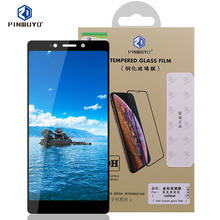 For Sony Xperia L3 Glass Tempered PINWUYO 9H Protective Film For Sony Xperia L3 Screen Protector Tempered Glass tempered glass screen protector film for sony xperia c3 transparent