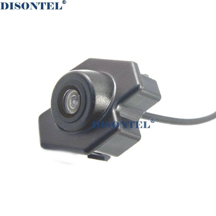 imágenes para Para Chevrolet cruze Del Coche vista frontal de la cámara HD CCD color cámara de visión nocturna resistente al agua frente emblema logo cámara