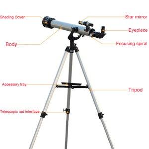 Image 4 - F70060 Professionele Utral Hd Astronomische Telescoop 525 Keer Zoomen Outdoor Space Monoculaire Telescoop Space Observatie