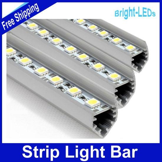 Rigid aluminum led strip light ultra slim 12v dc 50cm smd5050 36 rigid aluminum led strip light ultra slim 12v dc 50cm smd5050 36 smd for cabinet aloadofball Gallery