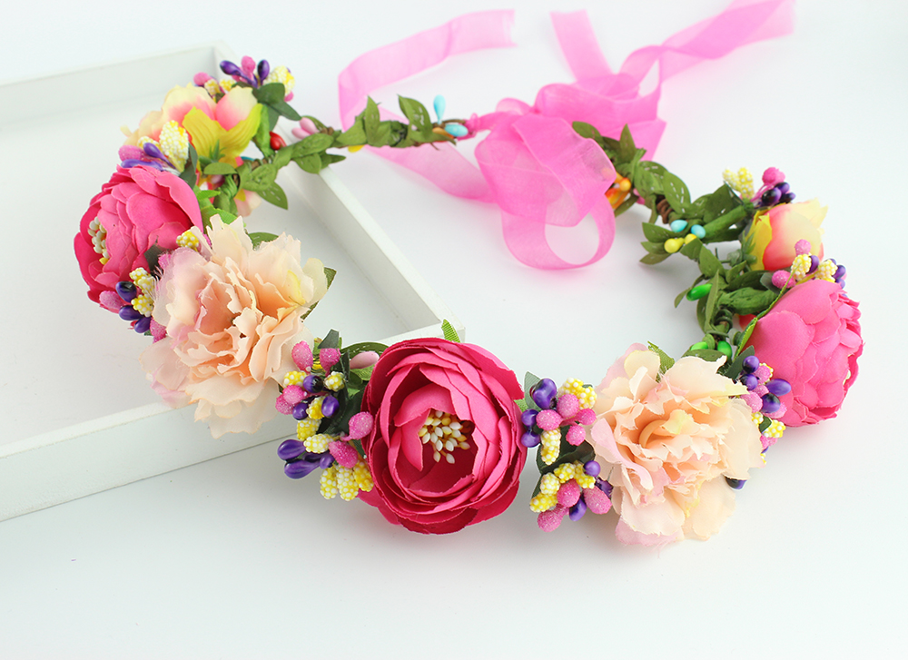 Online Buy Wholesale Flower Crown From China Flower Crown