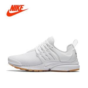 buy online 58483 b6bd8 Nike Breathable Running Shoes Sneakers Women s Low Top Air Presto