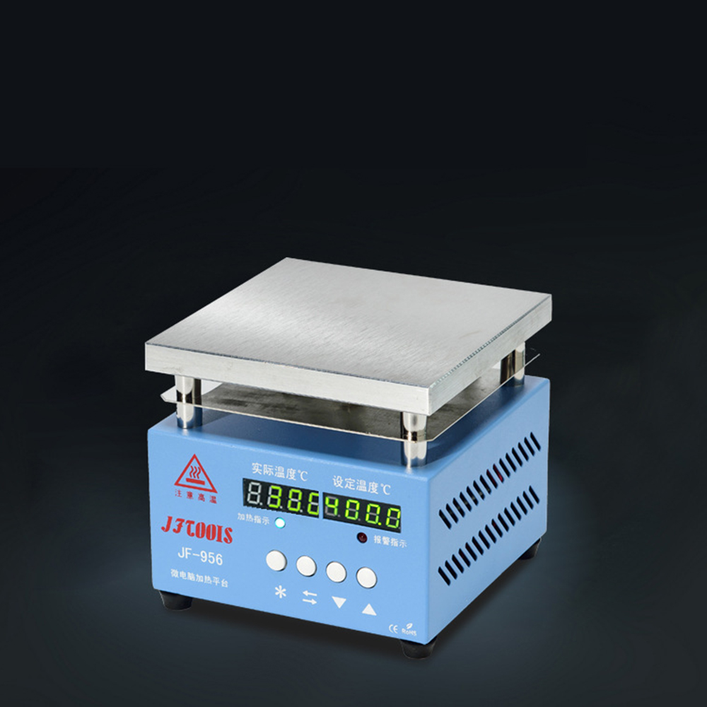 JF-956 Heating Platform Preheating Station Screen Repair Special Heating Units 220V  Mobile maintenance tools jf