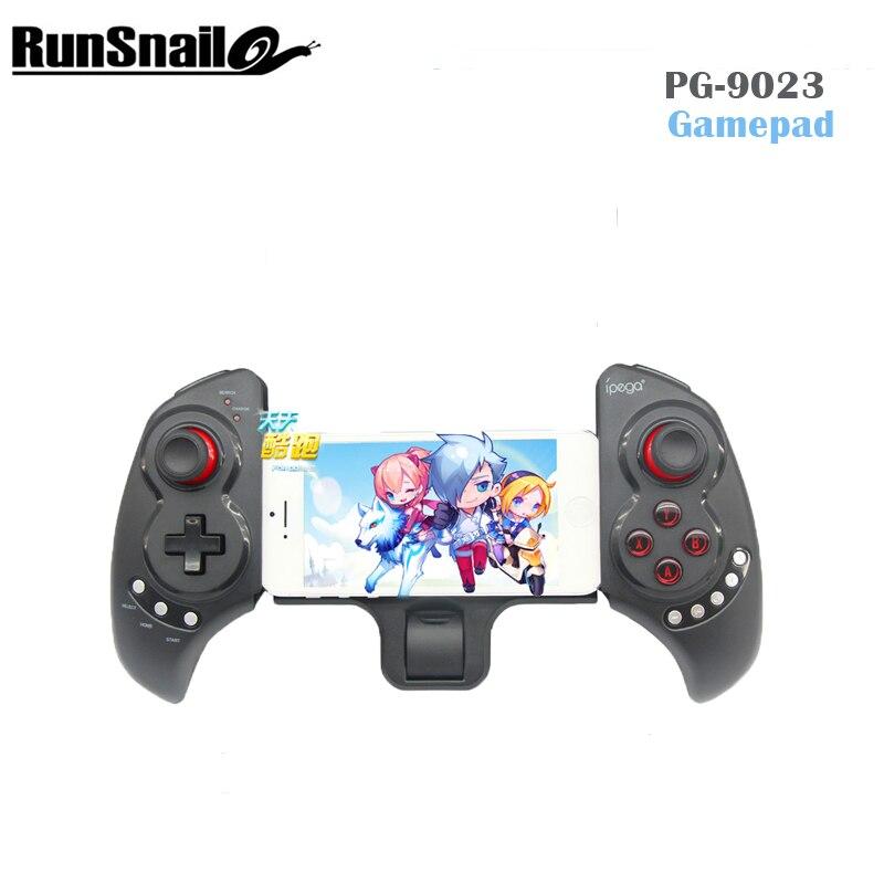 Nouveau Joystick de PG-9023 IPEGA sans fil contrôleur de manette de jeux Bluetooth manette de jeu pour téléphone Android IOS/Ipad