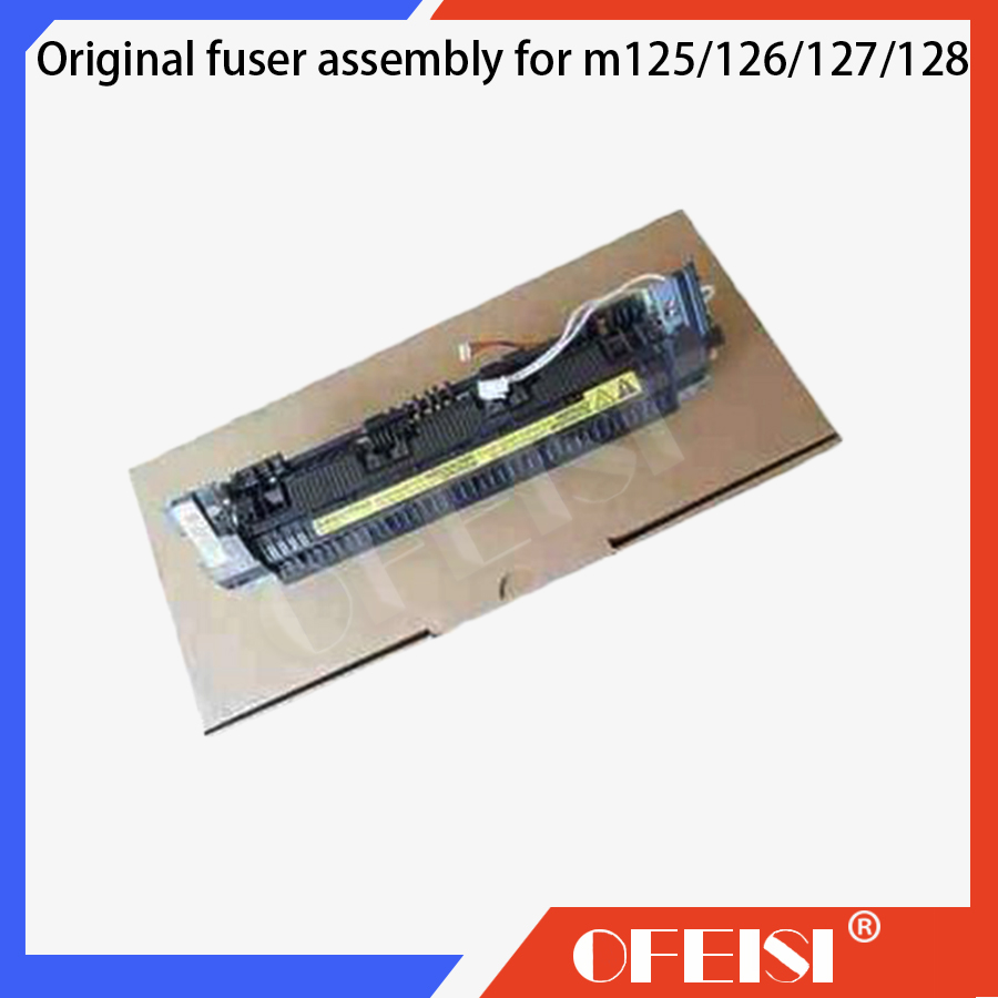 Original RM2-5134-000CN/RM2-5133-000CN Fixing unit Fuser assembly for HP Laserjet Pro mfp M125a/M125nw/M126/M128/M127fn/fp/127fw new original for hp m125 m125a m126 m127 m128 fuser assembly rm2 5134 rm2 5134 000cn rm2 5133 000cn rc2 9205 rm2 5133
