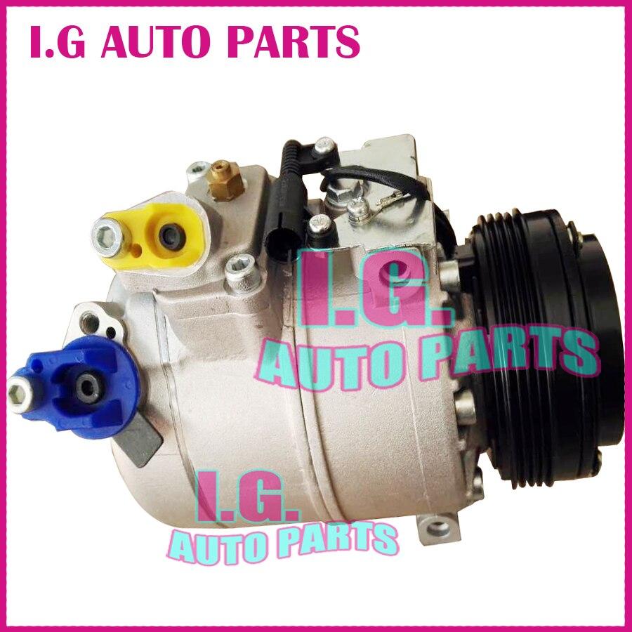 Online get cheap bmw x5 e53 ac aliexpress alibaba group high quality csv717 ac ac compressor for car bmw x5 e53 30i l6 2002 2006 64526918000 5c900 45010 97444 98444 co 10837c vanachro Image collections
