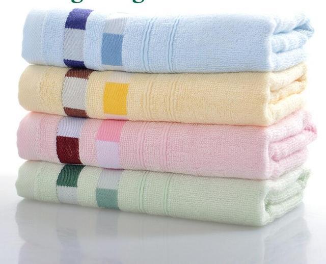 Vendita calda fibra di bambù asciugamano asciugamani da bagno per