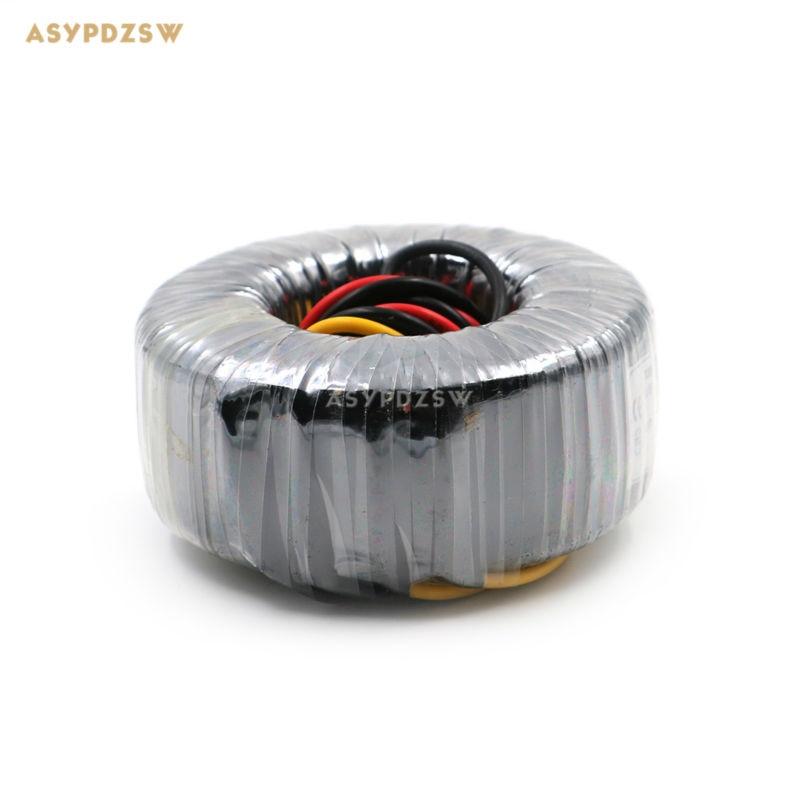 AC 230V 1700VA OFC Pure copper toroidal transformer 1700W AMP transformer AC 55V-0-55V+24V+12V Accept custom voltage iwistao toroidal transformer 500w hifi audio amplifier dedicated ac 36 v 3 group ac 12v 2 group pure copper amp diy