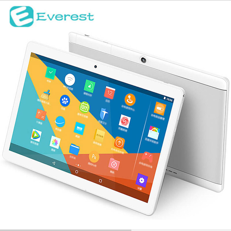 Teclast X10 Quad Core 3G Phone Tablet PC 10.1 inch Android 6.0 laptop IPS 1280x800 Screen 1GB RAM 16GB ROM android tablet