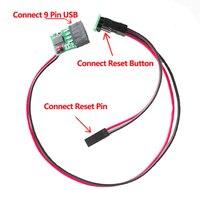 USB Electronic Watchdog Timer Card Blue Screen Crash Automatically Restart For Windows Linux PC BTC Bitcoin