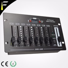16 Channel Simple DMX Console 16CH dmx512 Easy Stage Light Controller