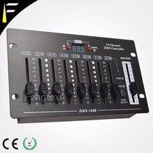وحدة تحكم بسيطة 16 قناة DMX 16CH dmx512 سهلة التحكم في ضوء المرحلة