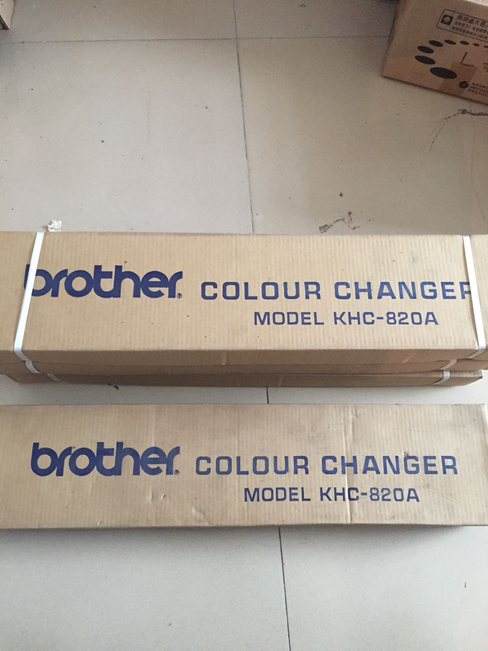 New Brother Color Changer KHC820A for Brother Knitting Machine Kh970 Kh868
