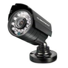 HD de alta resolución 720 P bullet 1200TVL impermeable al aire libre cámara de vigilancia CCTV con IR CUT visión nocturna de seguridad