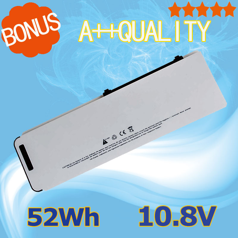 10.8V 52Wh Battery For Apple A1281 A1286 (2008 Version) MB772 MB772*/A MB772J/A MB772LL/A For MacBook Pro 15