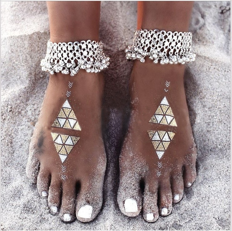 2017 Anklet Bracelet Fashion Summer Style Bohemia Barefoot Sandals Pulseras Foot Jewelry Anklet
