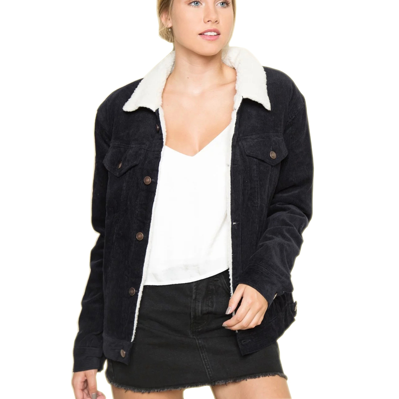 Popular Womens Corduroy Jacket-Buy Cheap Womens Corduroy Jacket ...
