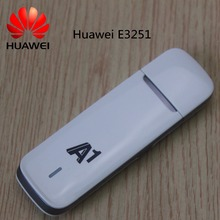 HUAWEI E3251 3G HSPA+ 42Mbps USB SurfStick USB Modem cheap E3251s-2 Wireless 802 11 b g n Laptop Desktop External 900 2100mhz 3G HSPA+ Download Speed 42mbps White 10* 5 *5cm