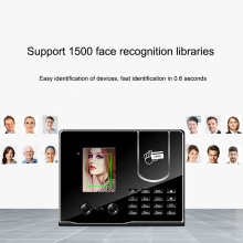 Eseye Face Recognition Biometric Time Attendance System RFID Card Access Control Machine