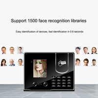 Eseye Gesicht Anerkennung Biometrische Zeit Teilnahme System RFID Card Access Control Teilnahme Maschine