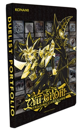 YuGiOh! TCG 20th Anniversary 9 Cards 10 Pages Golden Duelist