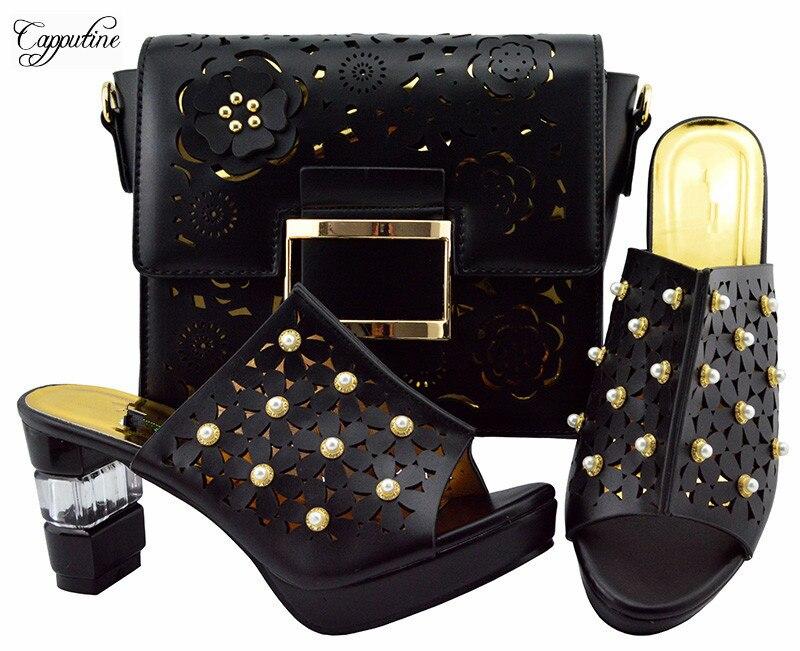 YM007 Black Size 38-43 Heel 8.5cm 1.2KG 205RMB