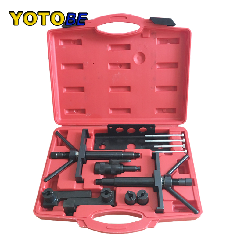 Engine Timing Tools For Volvo S40 S80 XC60 XC90 2.4L 2.5T Engine Camshaft Locking Tool Set
