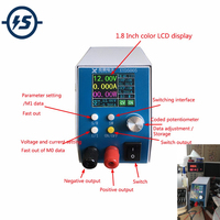 XYD5005 CNC LCD Adjustable DC Power Supply DC 5 55V to 0 50V 5A Buck Module Integrated Voltage Ammeter