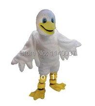 mascot White Duck Mascot Costume custom fancy costume anime cosplay kits mascotte theme fancy dress carnival costume