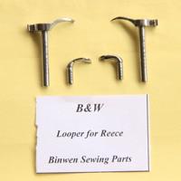 Sewing machine parts eyelet Buttonholer Eichhornia car looper garment processing equipment parts