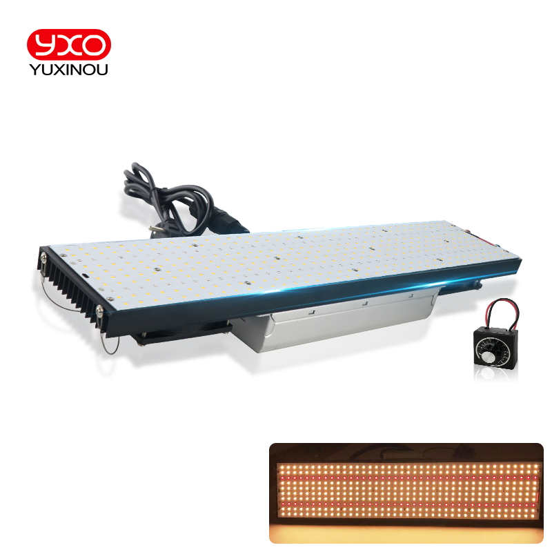 led grow light quantum board LM301B 400Pcs Chip Full spectrum 240w samsung 3000K 660nm Red Veg