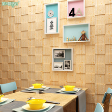 Modern simple foam wall sticker 3d coating for walls  and ceiling decoration sofa background