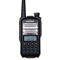 מכשיר הקשר ניו Baofeng UV9 מכשיר הקשר 5-8W צריכת חשמל גבוהה VHF UHF UV Dual Band נייד שני הדרך רדיו Push To Talk PTT עם פנס (5)