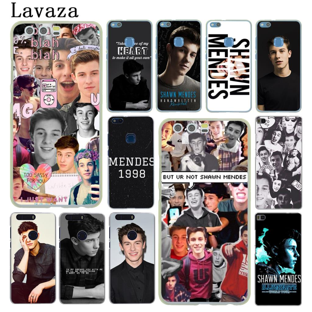 Phone Bags & Cases Fitted Cases Lavaza Shawn Mendes Novelty Fundas Silicone Case For Huawei P8 Lite 2015 2017 P9 2016 Mimi P10 P20 Pro P Smart 2019