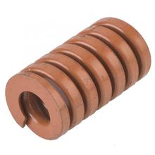 1Pcs High Accuracy Steel Brown Mold Coil Spring For Stamping Metal Dies spring bar tool compression spring tension spring цены онлайн