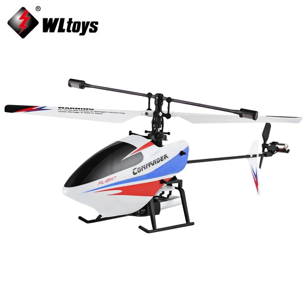 Wltoys RC Drone Dron 4CH 2.4GHz Gyroscope Remote Control ...