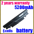 JIGU battery For Samsung N150 N148 NP-N148 Series AA-PB2VC3B NP-N150 NT-N148 Series AA-PB2VC6B/E 6Cells 48WH