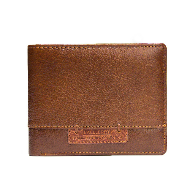 Leather Men Purse