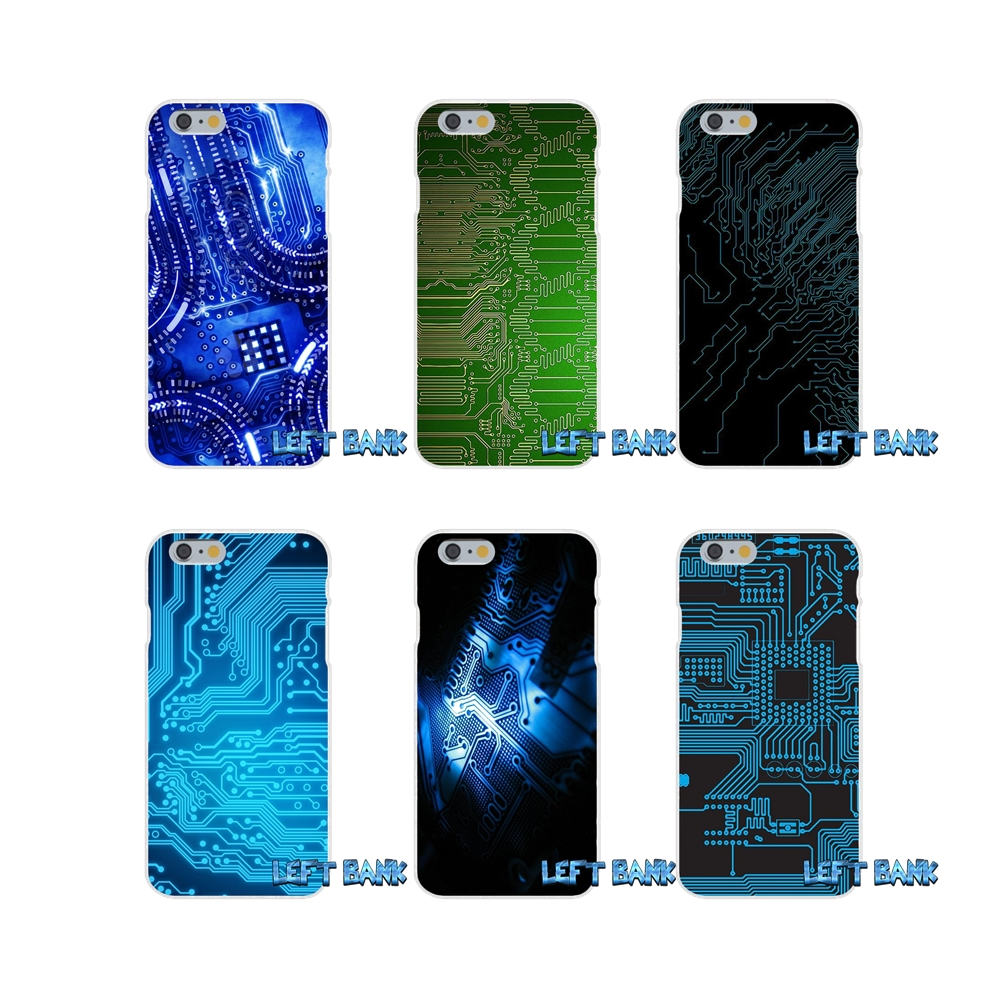 computer <font><b>battery</b></font> <font><b>phone</b></font> Circuit Board Slim Silicone <font><b>Phone</b></font> Case For <font><b>Samsung</b></font> Galaxy S3 S4 S5 MINI S6 S7 edge S8 Plus Note 2 3 4 5