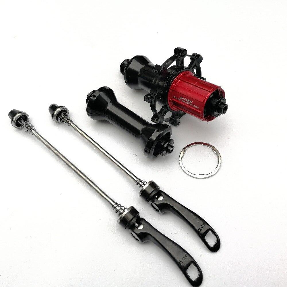 JAVA Road Bike Hub 8-11 Speed Holes F/20 And R/24 A141SB+F162SB Bicycle freehub For Shimano 8-11 Speed
