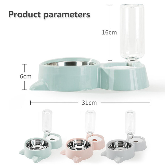500 ml Automatic Pet Water Dispenser For Dogs And Cats  2