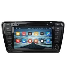 2GB RAM 8 Octa Core Android 6 0 Car DVD Player for Skoda Octavia 2014 2015