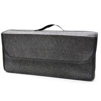 Car Felt Storage Box Trunk Bag Vehicle Tool Box Multi Use Tools Organizer Bag Carpet Folding