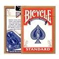 Bicicletas Jinete Volver Naipes Poker Texas Holdem poker tarjetas a Prueba de Agua y sin brillo Color Al Azar estrella juegos de Mesa