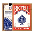 Bicycle Rider Back Playing Cards Poker Color Random Texas Holdem cards Waterproof and dull  poker star Board games