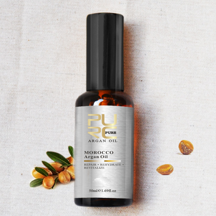 Moroccan Argan Oil for Repairs hair damage Moisture for after keratin treatment hair treatment free shipping morocco argan oil scalp frizzy dry hair keratin repair treatment hair care keratin hair split ends conditioner aceite de argan