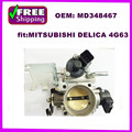 OEM: MD348467 Дроссельной Заслонки В Сборе для DELICA 4G63