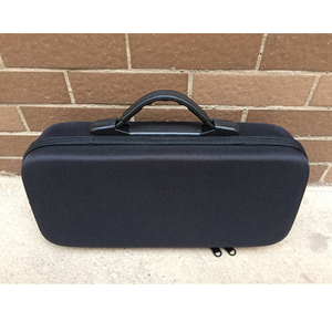 Image 3 - Portable Hard Case Carrying Bag For Gopro Karma Grip Hero 6/5 Gimbal Stabilitzer Carry Travel Case Protector Storage Case
