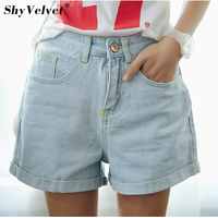 Jeans Shorts Women New Fashion Women S Jeans Summer High Waist Stretch Ripped Denim Shorts Slim